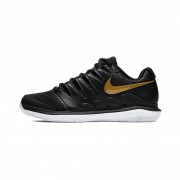 Nike Air Zoom Vapor X Women Black/White/Metallic Gold 36.5