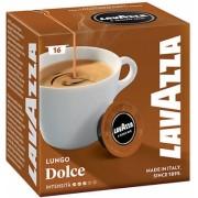 Capsule cafea Lavazza A Modo Mio Lungo Dolce, 16 buc