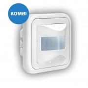 Versatile flush-mounted motion detector LBU, 160°