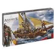 Jucarie Mega Bloks Assassin's Creed Gunboat Takeover