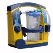 aspiratore portatile a batteria laerdal lsu - silenzioso - 25lt/min