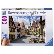 Puzzle Rothenburg, 500 Piese