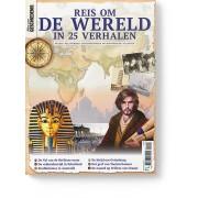 F&L Tijdschriften Shop Reis om de wereld in 25 verhalen