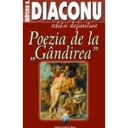Poezia de la Gandirea/Mircea A. Diaconu