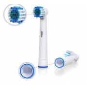 James Zhou 8-pack Oral-B kompatibla och utbytbara tandborsthuvuden