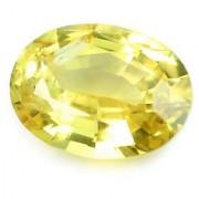Jaipur Gemstone 4.25 -Ratti IGL&I Yellow Yellow Sapphire (Pukhraj) Precious Gemstone