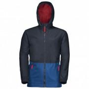 Jack Wolfskin - Kid's Snowy Days Jacket - Veste hiver taille 152, noir/bleu