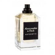 Abercrombie & Fitch Authentic eau de toilette 100 ml ТЕСТЕР за мъже