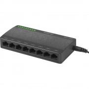 Switch Lanberg 8 porturi 1Gbps (DSP1-1008)