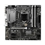 MB MSI B360M BAZOOKA, LGA 1151v2, micro ATX, 4x DDR4, Intel B360, S3 6x, DVI-D, HDMI, 36mj (7B24-001R)