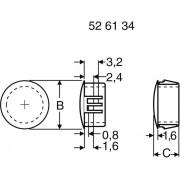 Dopuri pentru găuri PB Fastener 76143
