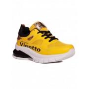 Жълти дамски маратонки Vientto