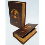 Könyv doboz 2 db (Mona Lisa)