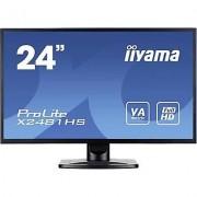 IIYAMA X2481HS-B1 LED 59.9 cm (23.6 ) EEC B (A+ - F) 1920 x 1080 pi...
