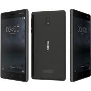 "Mobitel Smartphone Nokia 3 DS, 5"" multitouch IPS, QuadCore Mediatek MT6737 1.40GHz, 2GB RAM, 16GB Flash, WiFi, BT, kamera, Android 7.0, crni"