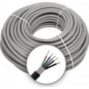 MBCU 5x6 (NYY-J) Tömör erezetű Réz Villanyszerelési kábel 1 KV