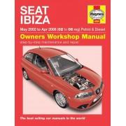 Haynes Manuel d'atelier Haynes Seat Ibiza Essence & Diesel (Mai 2002-Avril 2008) 4889