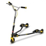 Smart trike Trotinet Ski Scooter Z7 Yellow