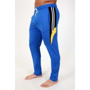Pistol Pete Rookie Drop Crotch Pants Royal/Black PT250-832