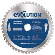 Disc pentru fierastrau circular, taiere otel Evolution EVOEVOBLADE230-0453, O230 x 25.4 mm, 48 dinti