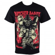 tricou stil metal bărbați Butcher Babies - TOWER OF POWER - RAZAMATAZ - ST2042