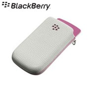 BlackBerry Pouch ACC-32840 for 9800 white/pink
