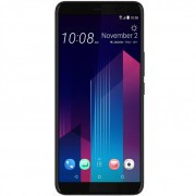 Telefon mobil HTC U11 Plus, Dual SIM, 128GB, 6GB RAM, Ceramic Black