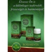 Vita Crystal Green Tea Borsmenta - 200g