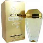 Paco Rabanne Lady million eau ma médaille d'or pour femme par paco rabanne 2.7 o...