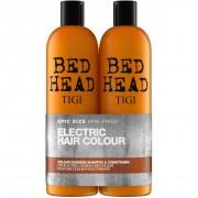 Tigi bed head colour goddess twin 750 ml shampoo + 750 ml balsamo