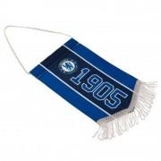 Chelsea FC mini zászló 16x10cm
