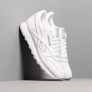 Reebok Classic Leather Mu White/ Cd Grey 2/ White