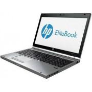 "HP Wie neu: HP EliteBook 8570p i5-3210M 15.6"" 4 GB 256 GB SSD Win 10 Pro DE"