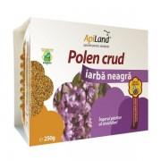 Polen crud de iarba neagra Bio caserola 250g, Apiland