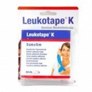 Bsn Medical Leukotape Cerotto elastico per taping chinesioterapico 5x500 cm