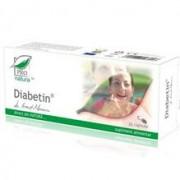 Diabetin Medica 30cps