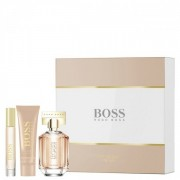 Hugo Boss The Scent for her ESTUCHE (EDP 50ml+ B.Lotion 50ml+ Purse spray 7,4ml)