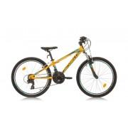 "Велосипед Sprint HAT TRICK 24"",3x6SP; ONG; D.BLU/CYA"