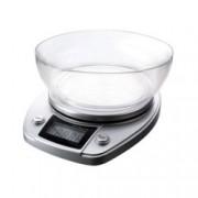 Кухненски кантар Gorenje KT 05 NS, дигитален, до 5кг, сензорно управление, LCD дисплей, автоматично изключване, сребрист
