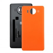 iPartsBuy for Microsoft Lumia 950 Battery Back Cover(Orange)