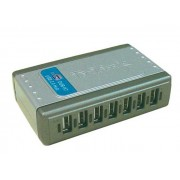 USB hub 7-port, napajanje, Dlink DUB-H7