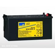 Batterie solaire gel SONNENSCHEIN S12/ 230A