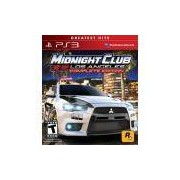 Midnight Club - Los Angeles Complete - PS3