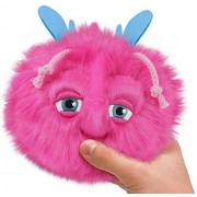 Beat Bugs - SINGING GLOWIE Pink Plush - Soft, Cuddly, and Furry. Sing Mr. Moonlight from the Beat Bugs Show. Inspired by Music Made Famous by THE BEATLES