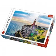 Trefl Puzzle Slagalica The Malagavi lighthouse 1000 kom (10436)