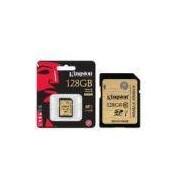 Cartao De Memoria Classe 10 Kingston Sda10/128gb Secure Digital Ultimate Sdxc 128gb Uhs-i