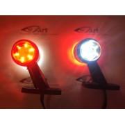 Lampa LED gabarit cu brat scurt EgKal DMS3 -Polonia