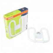 Osram CFL SQUARE 16 W/827 GR10Q 4pin meleg fehér perec izzó