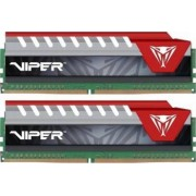 Kit Memorie Patriot Viper Elite Red 2x4GB DDR4 2800MHz CL16 Dual Channel