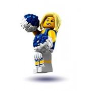 LEGO 8683 Minifigures Series 1 - Cheerleader